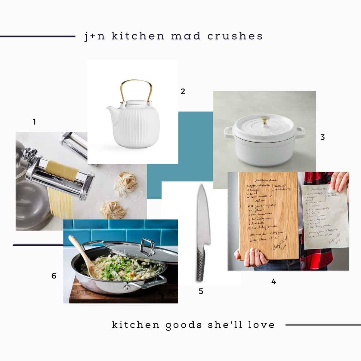 five gifts for moms who love to cook