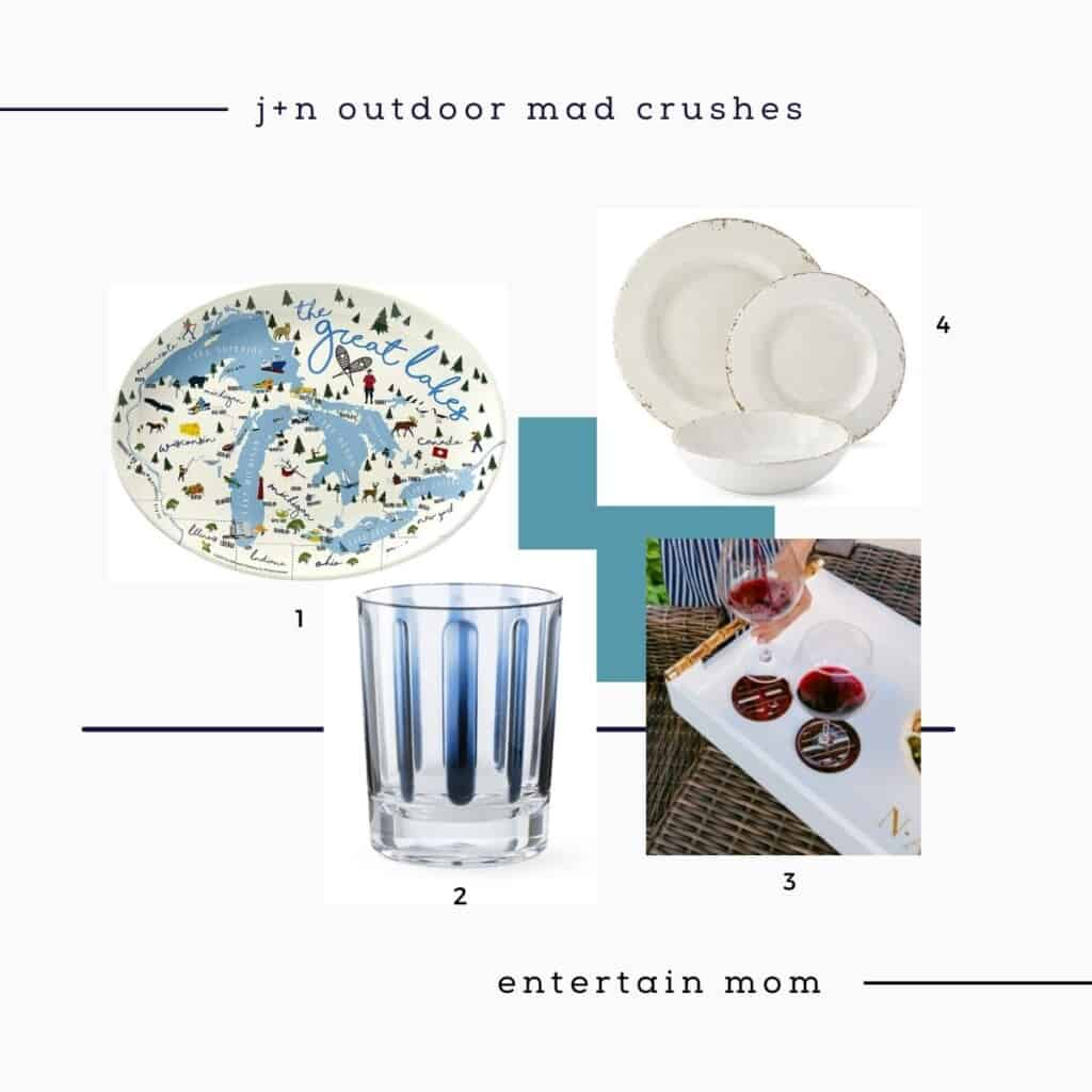 four outdoor entertaining gift ideas for Mother's Day